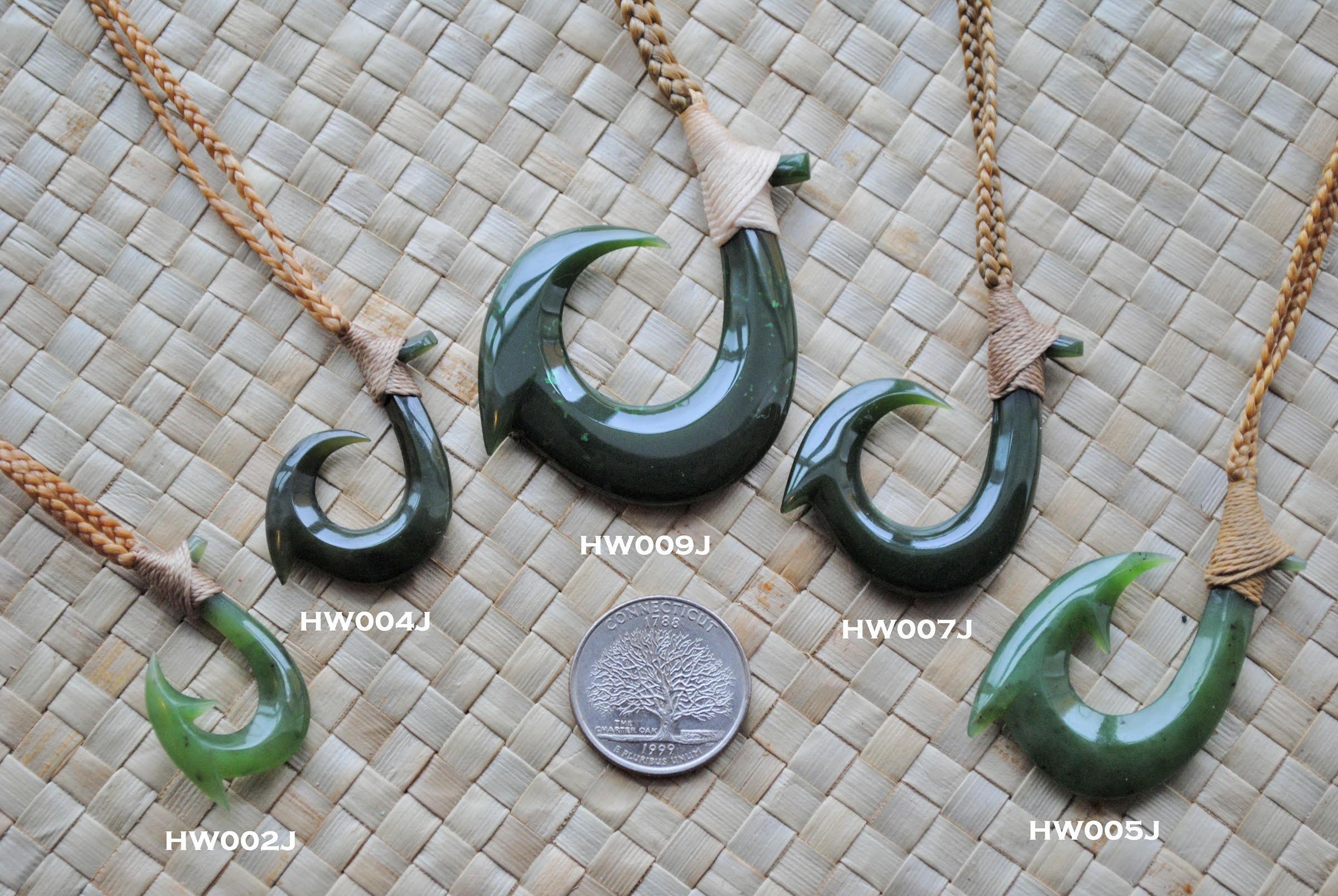 Jade Hooks